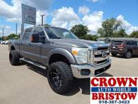 Experience driving perfection in the 2011 Ford F-250!