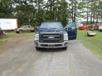 2011 Ford F-250 Super Duty Regular Cab Truck, 6.2L V-8