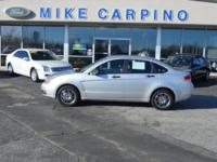 Options Included: N/A2011 Ford Focus, 4CYL Automatic,