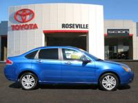 Perfect Color Combination! The Roseville Toyota EDGE!