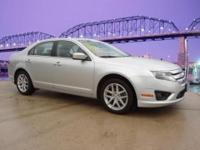 Our 2011 Ford Fusion SEL in Ingot Silver Metallic