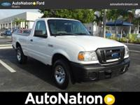 CLEAN CARFAX, AUTOMATIC, 4CYL, LOW MILES, BEDLINER,