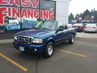 This 2011 Ford Ranger XLT is offered specifically by
