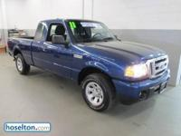 Very well maintained 2011 Ranger XLT, 4 door Extended