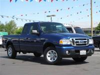 This 2011 Ford Ranger XLT Truck . It is equipped with a