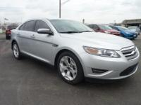 2011 TAURUS SEL. LOCAL 1 OWNER TRADE. SERVICED HERE