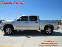 This 2011 GMC Sierra 1500 SLE is proudly offered by