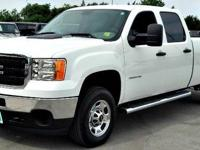 - This 2011 GMC Sierra 2500HD 4WD CREW CAB 167.7 WORK