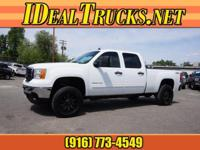 Options:  2011 Gmc Sierra 3500Hd Crew Cab 4X4 Sle