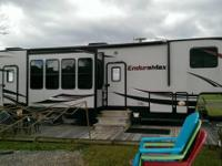 2011 Gulf Stream Enduramax Toy Hauler. Well maintained