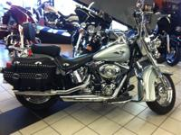 2011 Harley-Davidson Heritage Softail Classic A TRUE