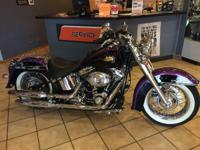 2011 Harley-Davidson Softail Deluxe FLSTN Deluxe the