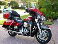 2011 HARLEY FLHTK ULTRA CLASSIC LIMITED EDITION FULLY
