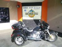2011 Harley-Davidson Tri Glide Ultra Classic Cruise Out