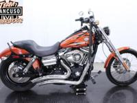 2011 HD FXDWG Dyna Wide Glide. The 2011 Harley-Davidson