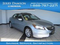 EPA 34 MPG Hwy/23 MPG City! CARFAX 1-Owner, GREAT MILES