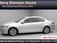 This 2011 Honda Accord Sdn EX-L is offered to you for
