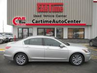 2011 Honda Accord EX Dark Amber Metallic I4 2.4L Gas