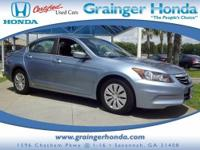 LX trim. CARFAX 1-Owner, LOW MILES - 19,096! EPA 34 MPG