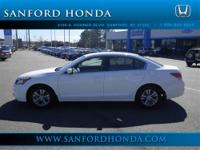 Accord SE 2.4 Honda Certified 4D Sedan 5-Speed