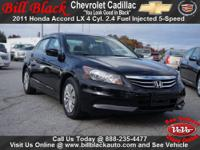 2011 HONDA ACCORD SEDAN 4 DOOR Our Location is:
