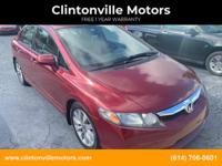 2011 Honda Civic 90K miles is a well maintained and
