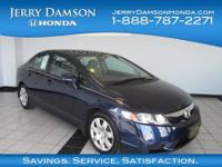CARFAX 1-Owner, ONLY 33,848 Miles! FUEL EFFICIENT 36
