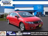 This 2011 Honda Civic Sdn Si is offered specifically by