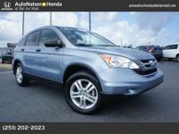A 2011 Honda CR-V EX 1 Owner Clean Carfax 2WD, 4-Cyl,