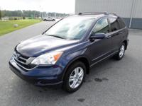 This 2011 Honda CR-V 4WD 5dr EX-L is proudly offered by