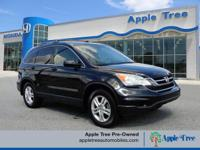 Don't miss out on this 2011 Honda CR-V EX-L! It comes