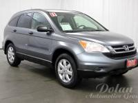 CR-V SE, AWD, and Alloy wheels. Hurry and take