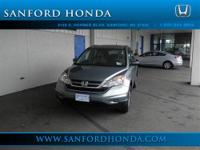 CR-V EX Honda Certified 2.4L I4 16V DOHC i-VTEC 5-Speed