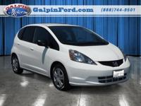 2011 Honda Fit 4dr Car Our Location is: Galpin Ford -
