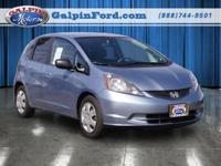 2011 Honda FIT 4DR HATCHBACK Our Location is: Galpin