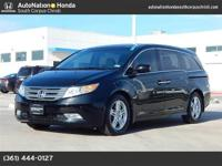This 2011 Honda Odyssey Touring is happily provided by