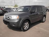 This 2011 Honda Pilot LX is proudly offered by Eddy's