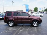 2011 Honda Pilot SUV 4X4 EX-L w/DVD Our Location is: