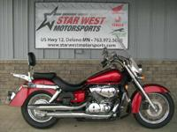 the Honda Shadow Aero is a tested favorite. Classis