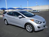 Options Included: N/AAlthough this 2011 Elantra is