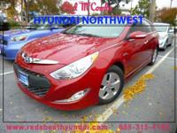 Look at this 2011 Hyundai Sonata Hybrid. It has an