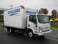 2011 Isuzu NPR HD Medium Duty Trucks - Van Trucks / Box
