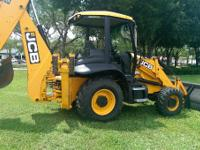 2011 JCB 3CX 14 Although used this backhoe is in