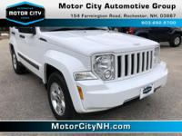 This is one great Jeep Liberty.  4 Wheel