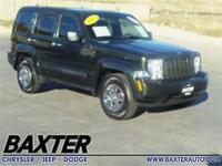 Jeep Certified, CARFAX 1-Owner, Spotless. Natural Green