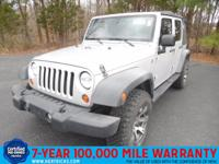 Check out this gently-used 2011 Jeep Wrangler Unlimited