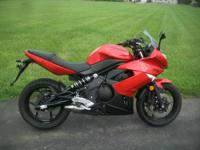 2011 Kawasaki Ninja 650R like new!!! low miles!!!!