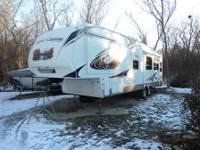 314FWRLS Keystone-Sprinter Copper Canyon 5th Wheel. 36'