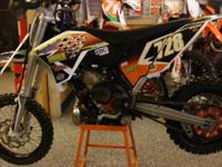 2011 KTM 65 SX Nice Bike A small engine with innovative