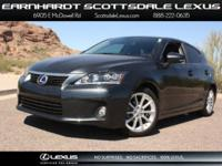 2011 Lexus CT 200h Automobile. Our Place is: Earnhardt
